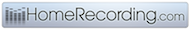 homerecording forum logo