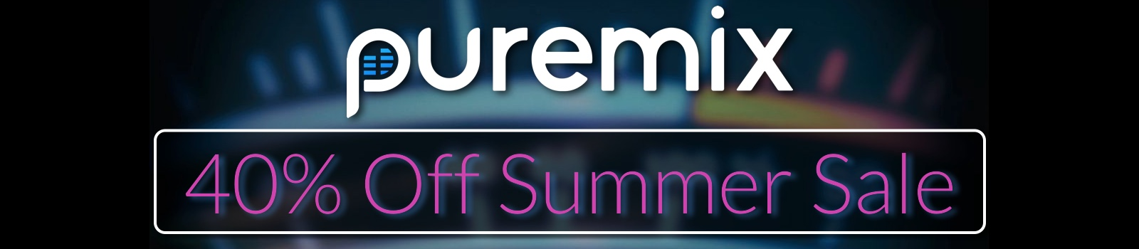 Save 40% off Pro Memberships during pureMix.net's Summer Sale