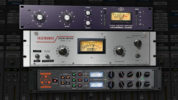 Advanced Vocal Compression
