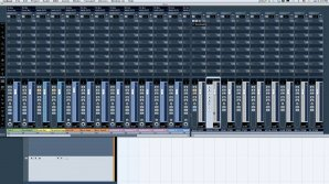 Analog Summing: Cubase Session Setup