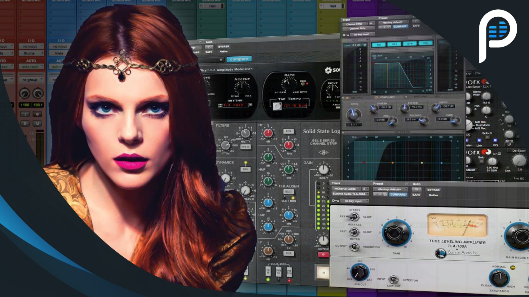 6e36f8a7a83 Ben Lindell Mixing a Pop Song in Pro Tools | pureMix.net