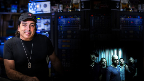Chris Lord-Alge Mixing Daughtry