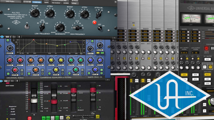 UAD Plugin Mixing Tutorial: How To Mix A Singer-Songwriter