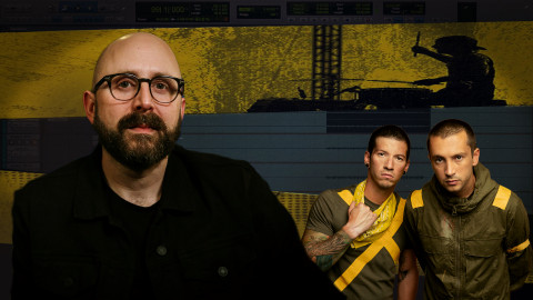 Inside The Mix: twenty one pilots with Adam Hawkins