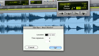 Pro Tools: Finding Tempo