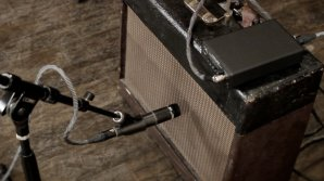 Recording Electric Guitar Amp