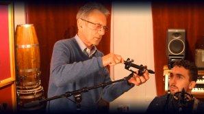 Recording Will Knox with Al Schmitt