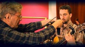 Recording Will Knox with George Massenburg