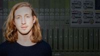 Ryan West Mixing Asher Roth 'Tangerine Girl'