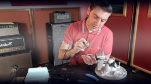 Soldering Guitar Cables