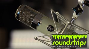 Soundstrips - The Bock Audio Menu