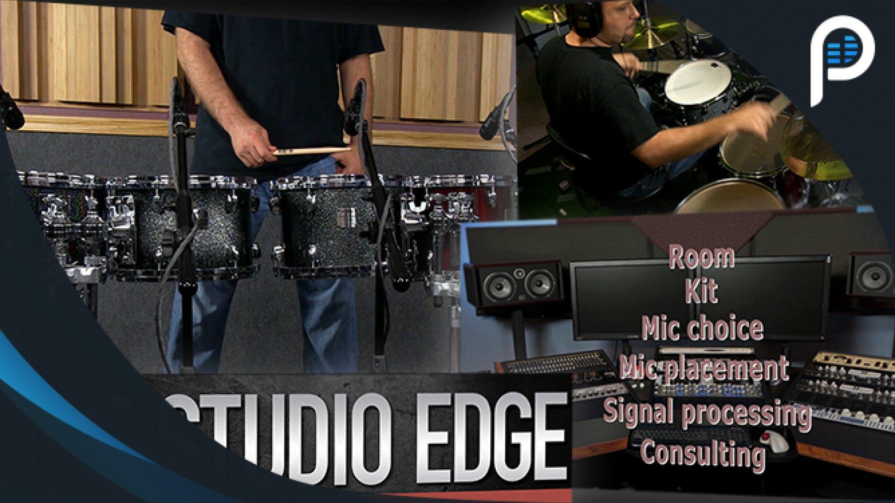 Studio Edge Part 1 Anatomy Of A Drum Kit Puremix