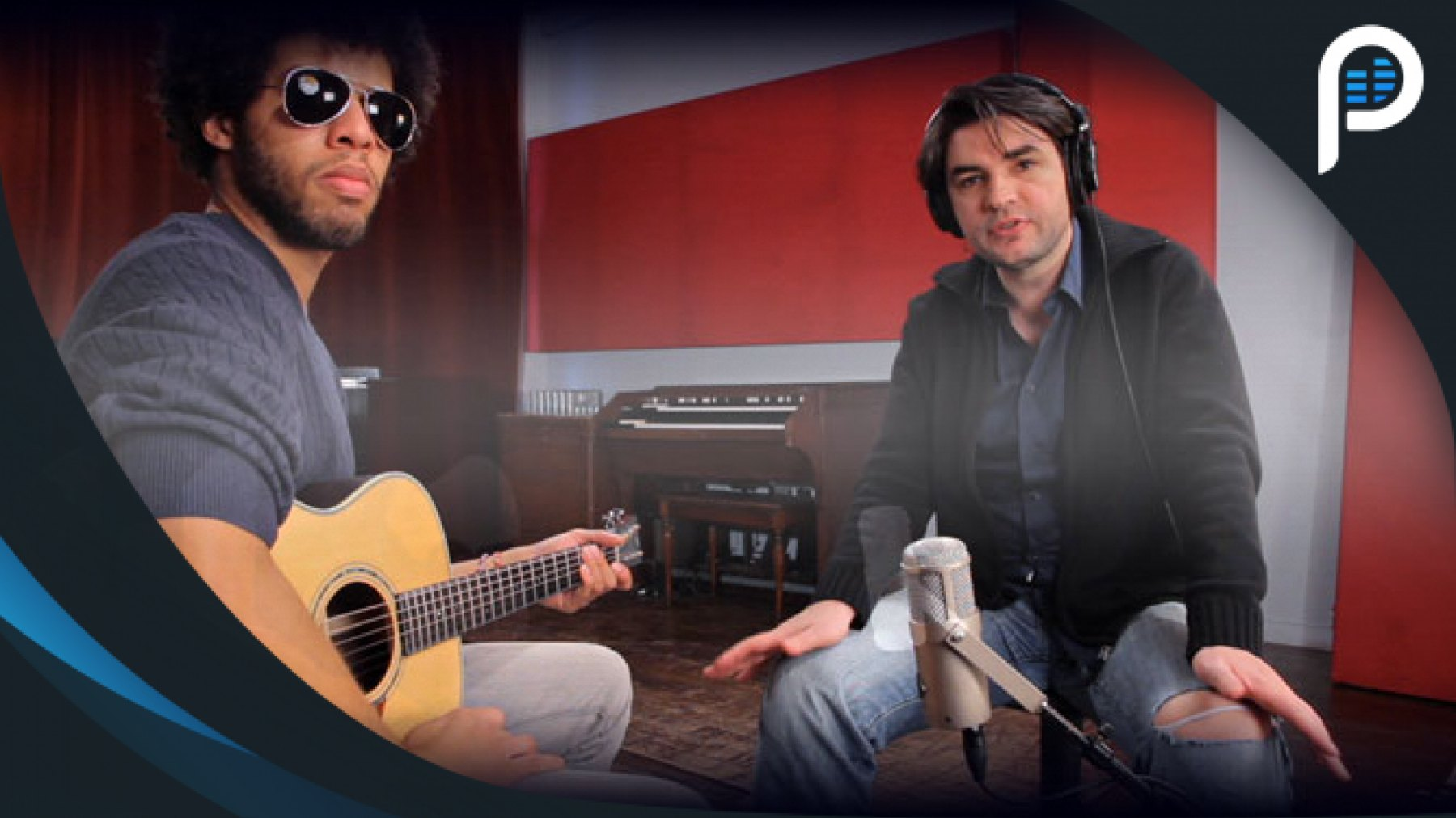 Recording Acoustic Guitar: How To Place an Acoustic Guitar Microphone