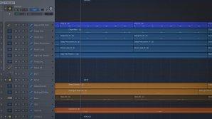 Using Track Stacks In Logic Pro X